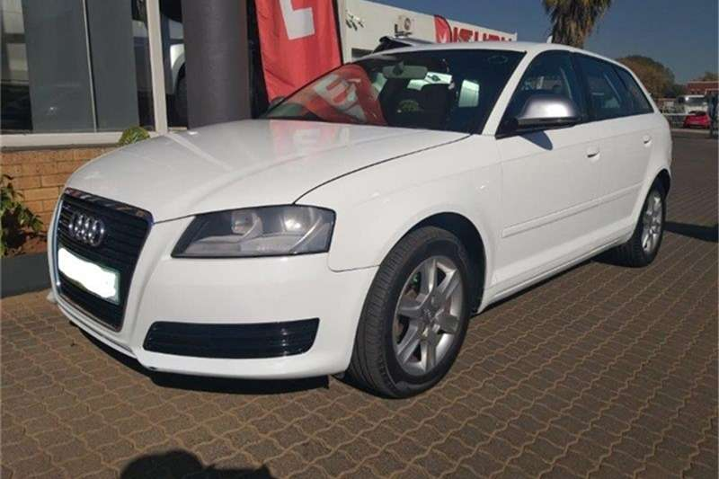 2010 Audi A3 1.9TDI Attraction
