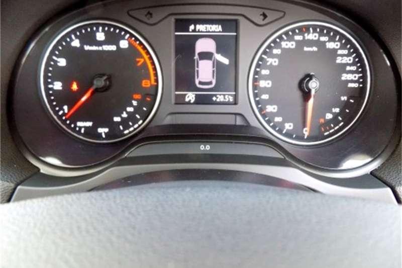 2016 Audi A3 1.2T S