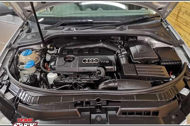 2011 Audi A3 1.8T Ambition
