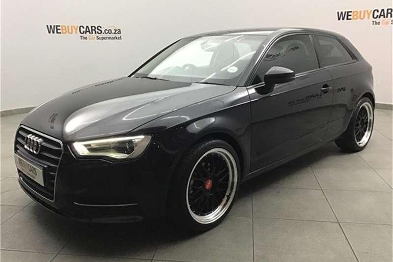 2014 Audi A3 1.4T S