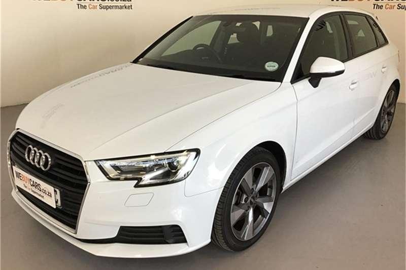 2017 Audi A3 Sportback 1.4TFSI auto