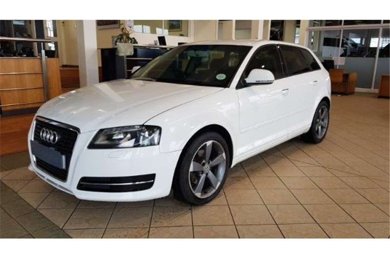 2011 Audi A3 Sportback 1.4T Attraction