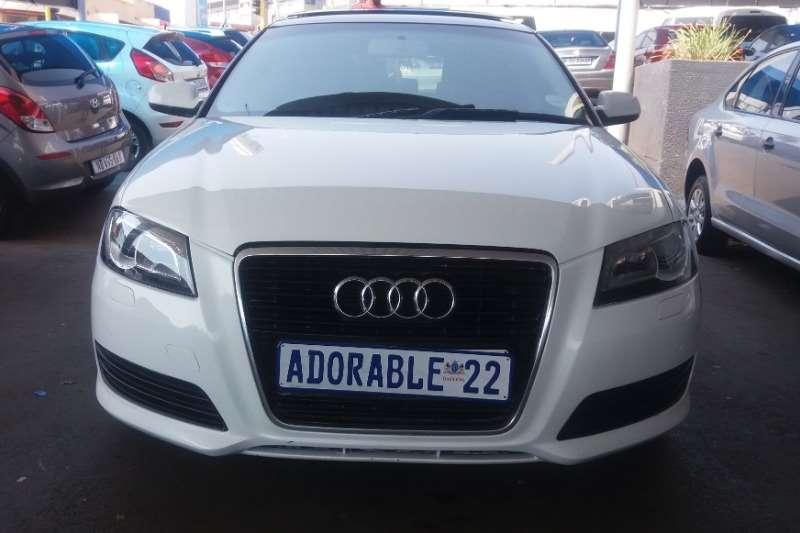 2013 Audi A3 Sportback 1.6TDI Attraction
