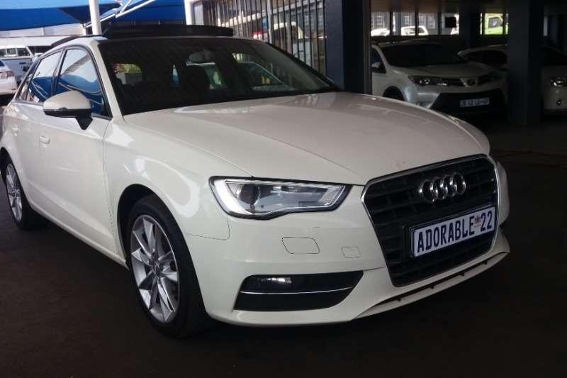 2013 Audi A3 Sportback 1.4TFSI