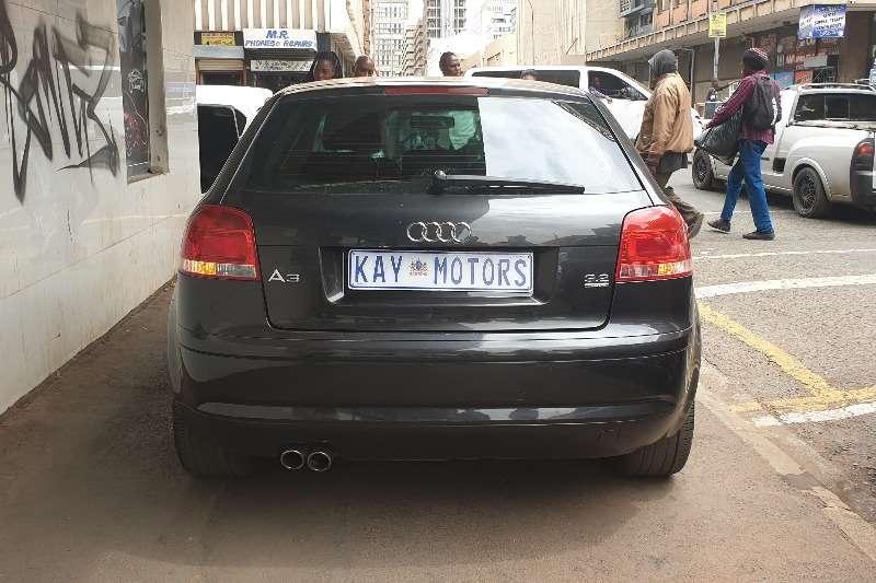 2007 Audi A3 Sportback 3.2 quattro Ambition