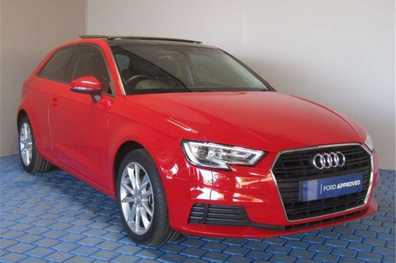 Audi A3 3 door 1.4TFSI auto