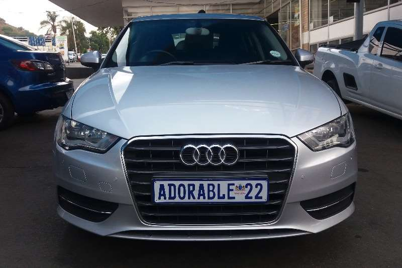2014 Audi A3 Sportback 1.4TFSI auto
