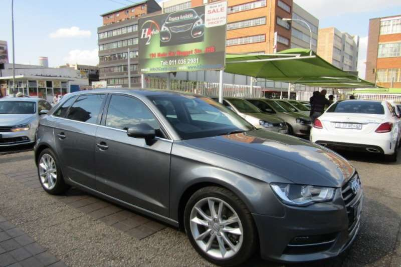 2016 Audi A3 1.8T Ambition
