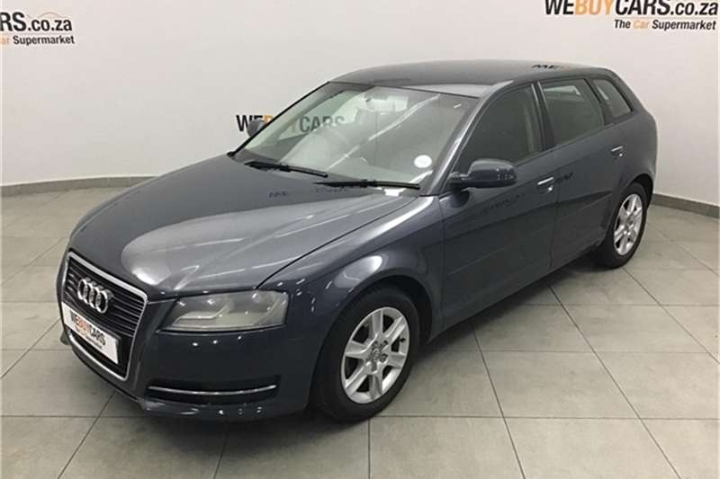 2012 Audi A3 Sportback 1.4T Attraction
