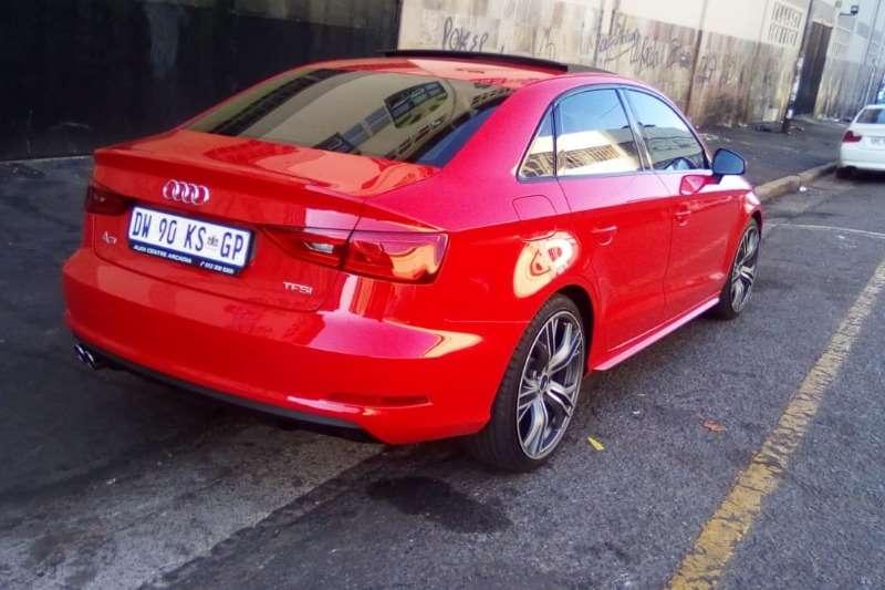 2015 Audi A3 sedan 1.4TFSI