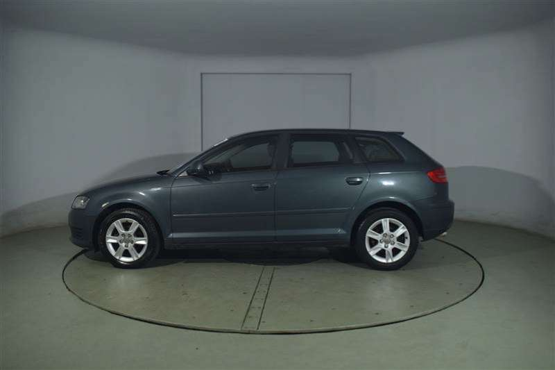 2009 Audi A3 Sportback 1.9TDI Attraction