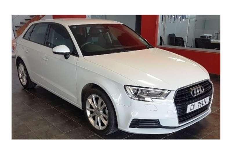 2018 Audi A3 Sportback 1.0TFSI auto
