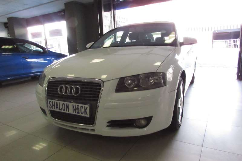 2009 Audi A3 1.6TDI Attraction