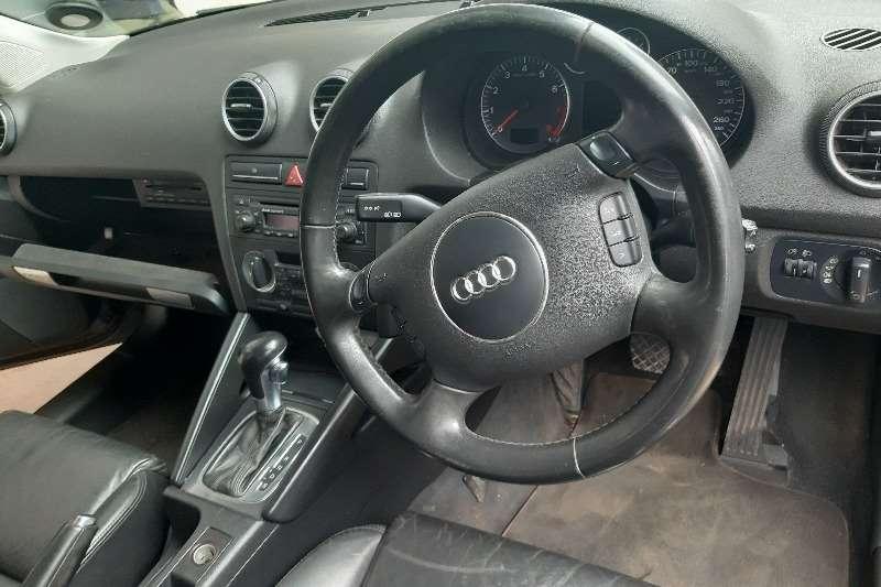 2007 Audi A3 3.2 quattro Ambition