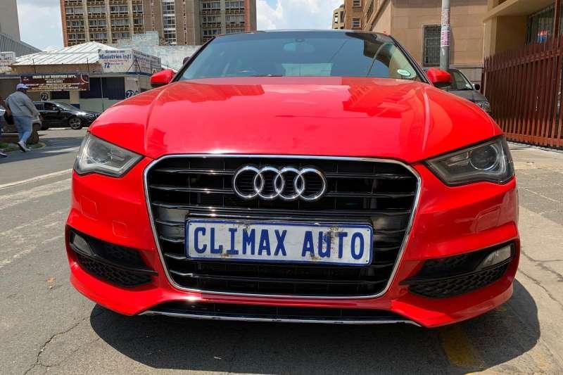 2015 Audi A3 1.8T quattro