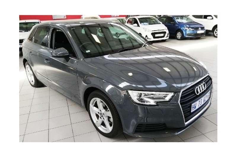 2019 Audi A3 Sportback 1.0TFSI auto