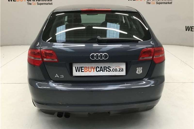 2012 Audi A3 Sportback 1.4T Attraction auto