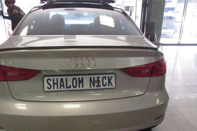 2015 Audi A3 1.9TDI Attraction