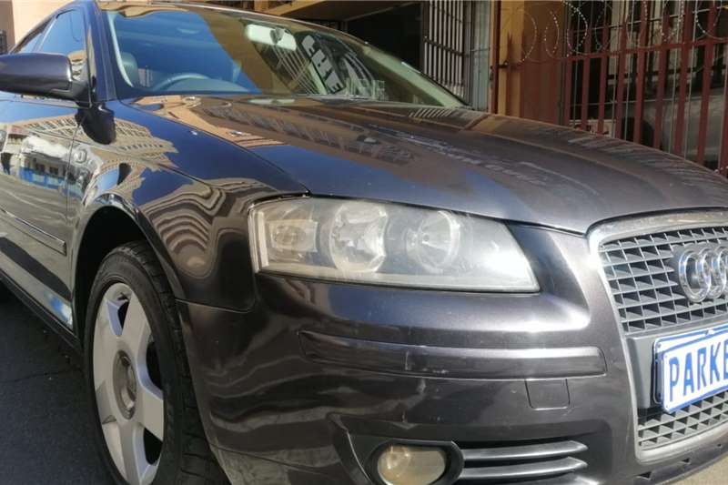 2007 Audi A3 2.0 Ambition