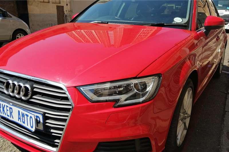2017 Audi A3 1.2T S