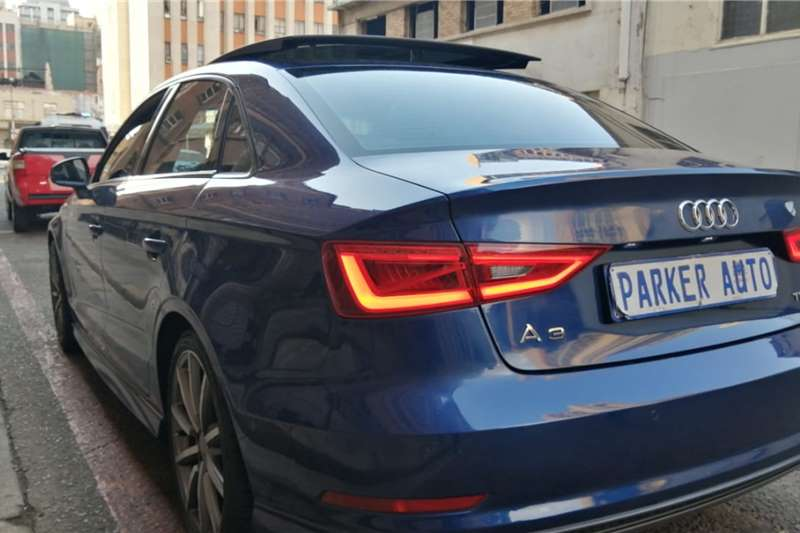 2016 Audi A3 sedan 1.4TFSI auto