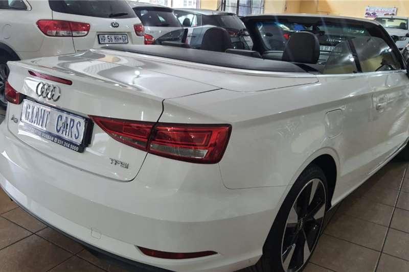 2018 Audi A3 sedan 2.0TFSI auto