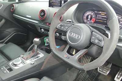 Audi A3 RS3 2.5 STRONIC 2018