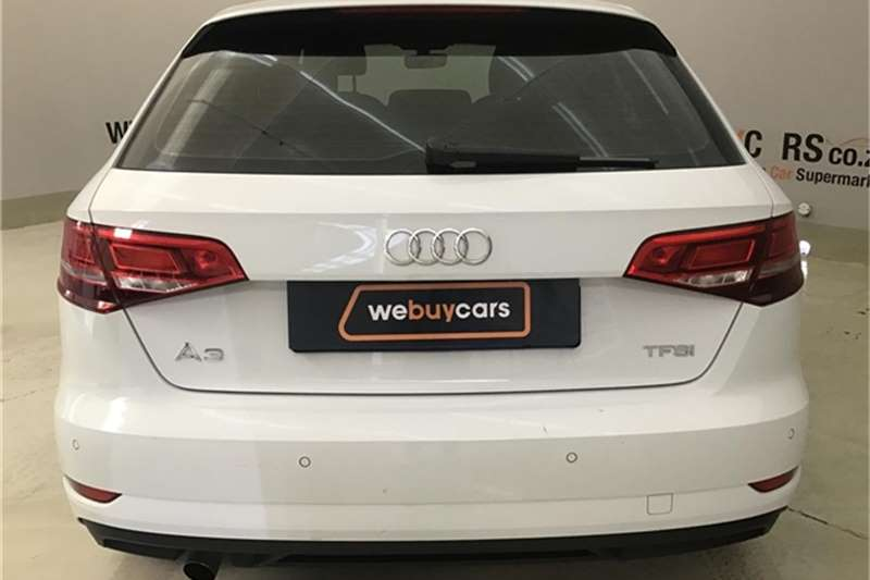 Audi A3 sedan 1.0TFSI 2017