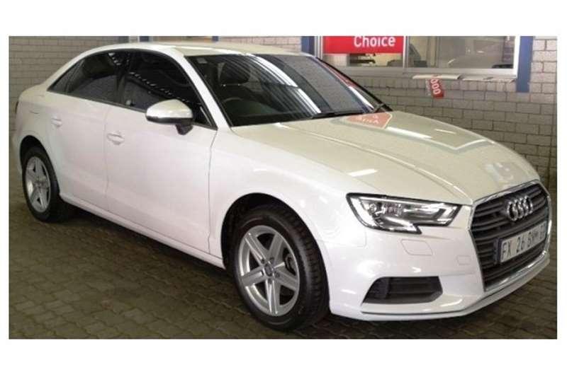 Used 2017 Audi A3 sedan 1.0TFSI auto