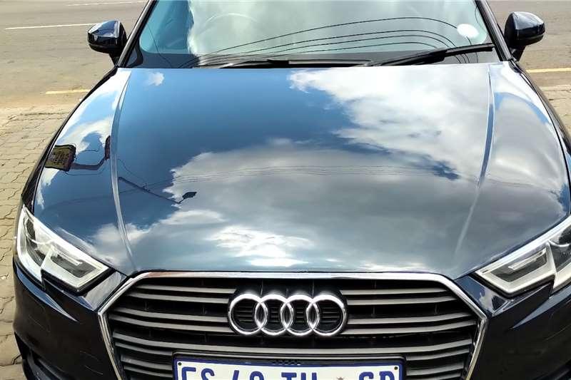 Used 2018 Audi A3 sedan 1.0TFSI auto