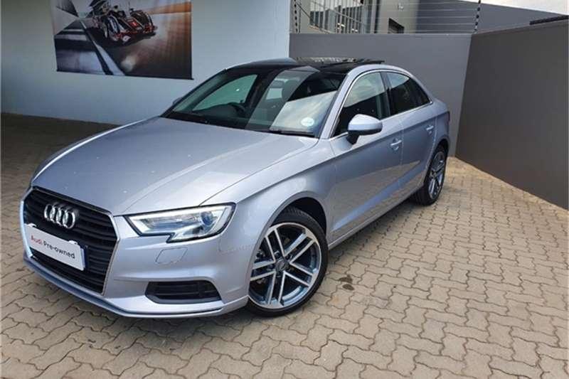 Audi A3 sedan 1.0TFSI auto 2020