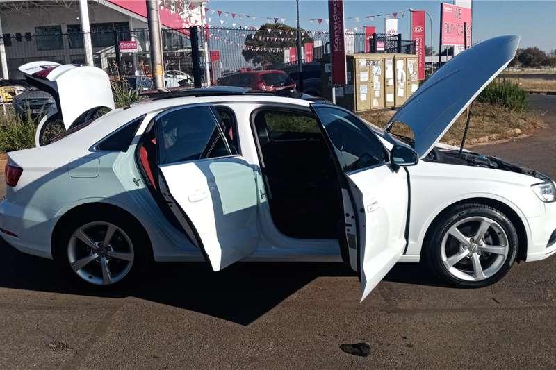 Used 2020 Audi A3 sedan 1.0TFSI S line auto