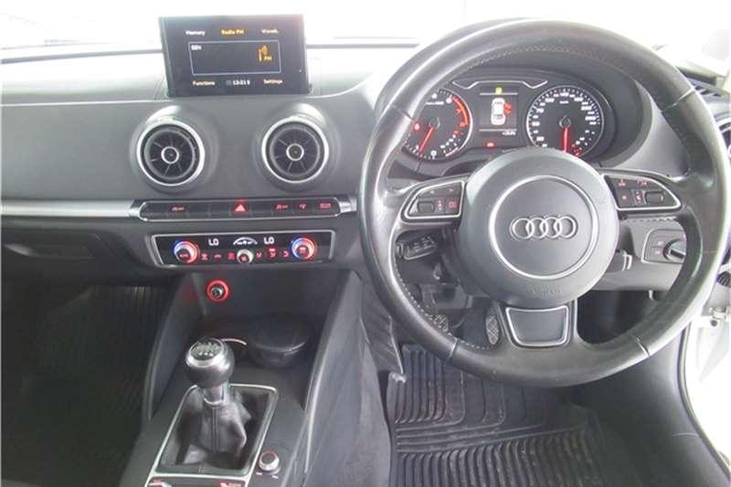 Audi A3 sedan 1.4T SE 2015