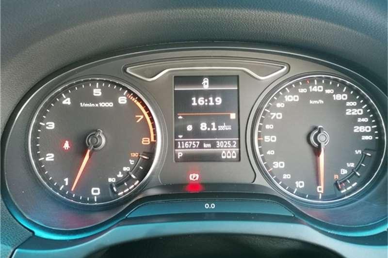 Used 2014 Audi A3 sedan 1.4T SE auto