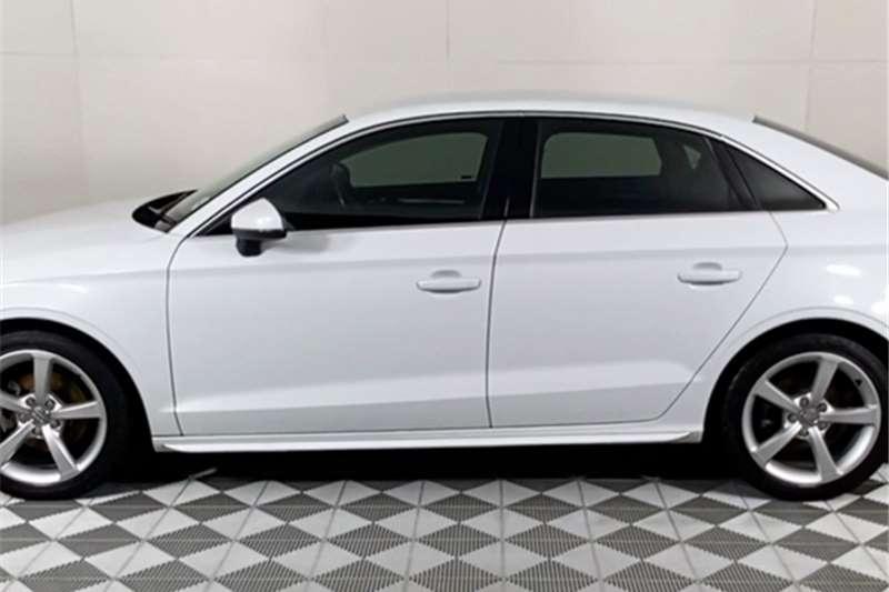 2015 Audi A3 A3 sedan 1.4T SE auto