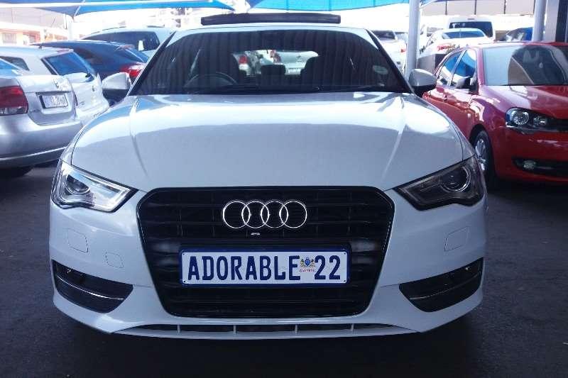 Audi A3 sedan 1.4TFSI 2016
