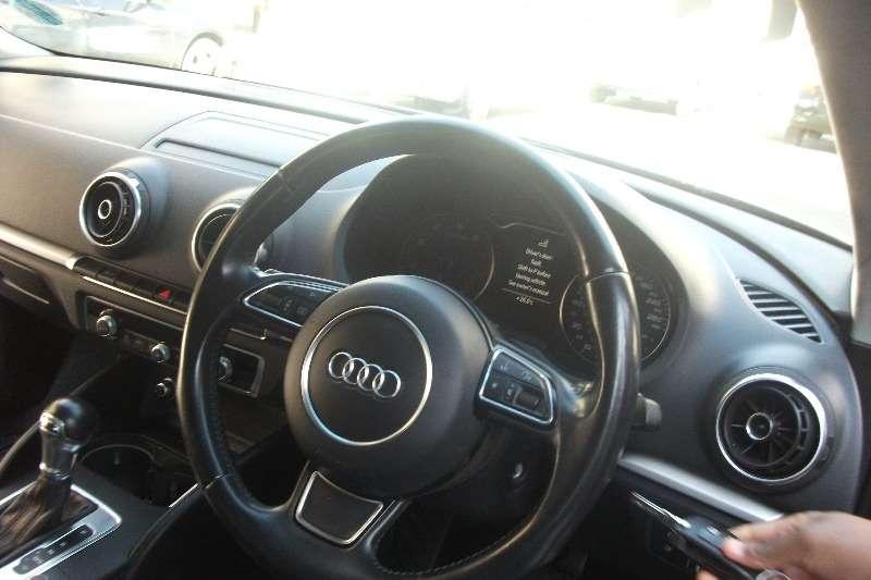 2015 Audi A3 A3 sedan 1.4TFSI auto