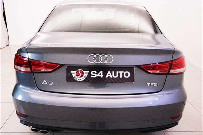 Audi A3 sedan 1.4TFSI auto 2017