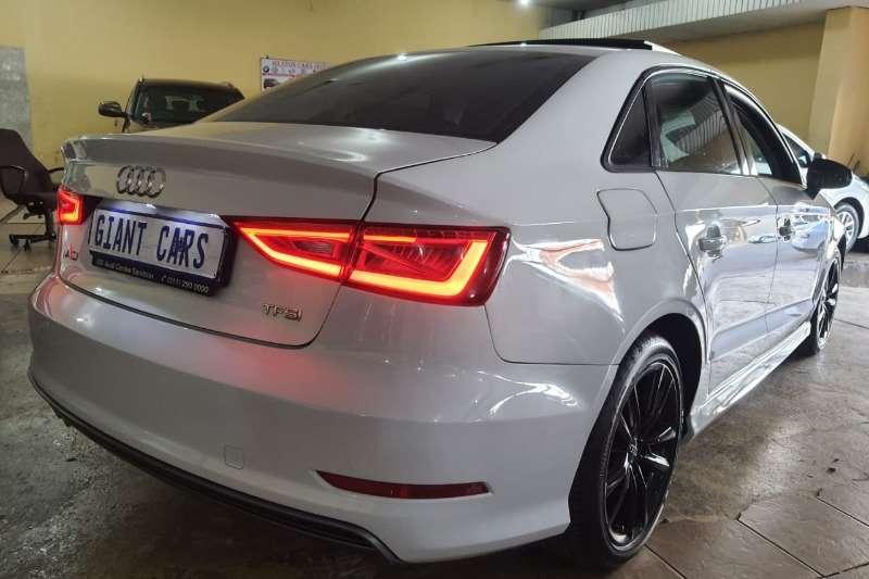 Used 2016 Audi A3 sedan 1.4TFSI S line auto