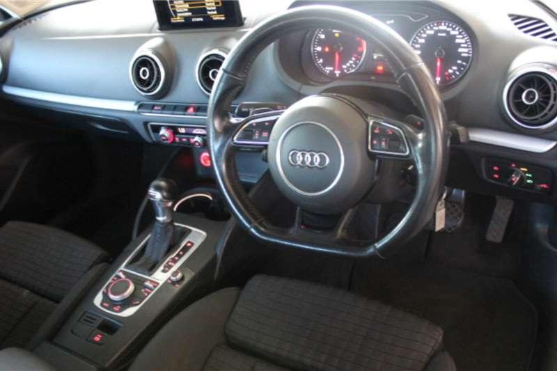 Audi A3 sedan 1.8T SE auto 2015