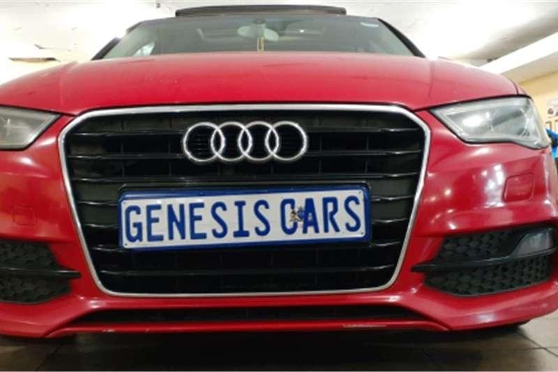 Audi A3 Sedan 2.0 TFSI AUTO 2016