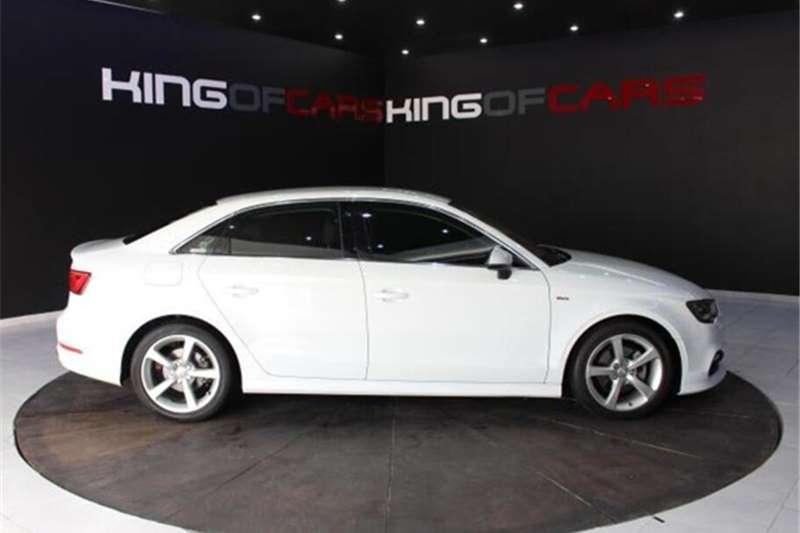 Audi A3 sedan 2.0TDI SE auto 2014