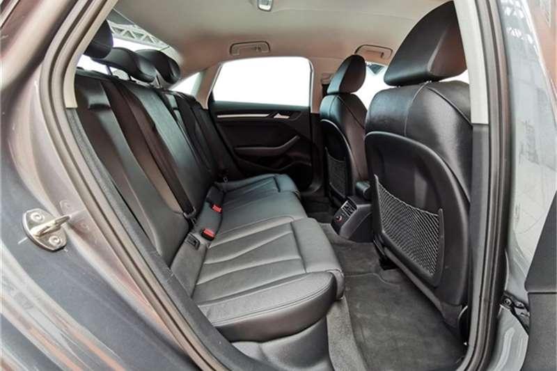 Audi A3 sedan 2.0TDI SE auto 2015