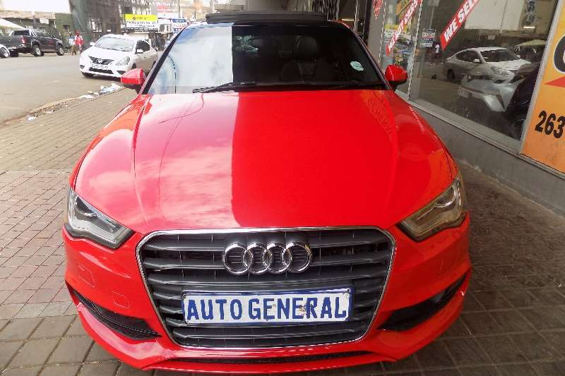 Audi A3 sedan 2.0TFSI 2014