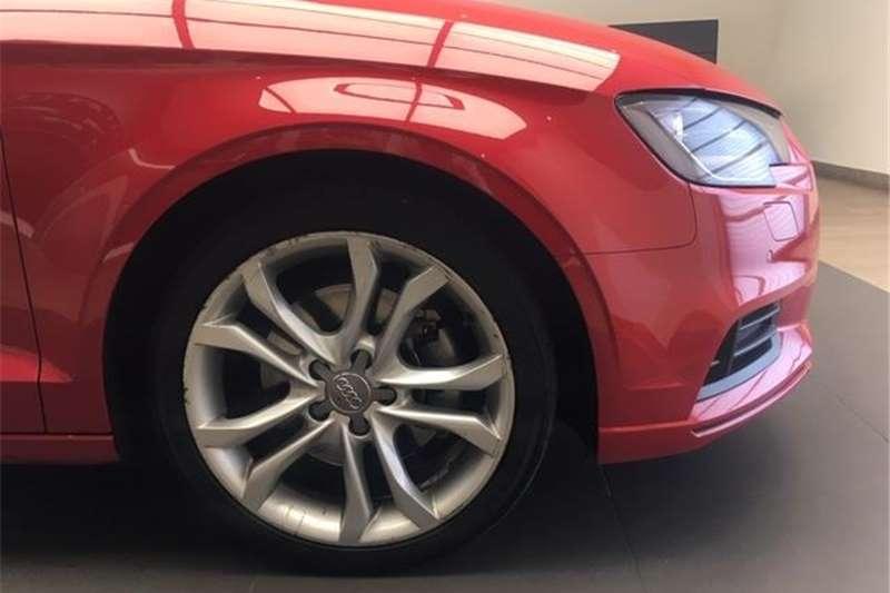 Audi A3 Sedan 2.0TFSI Auto 2017