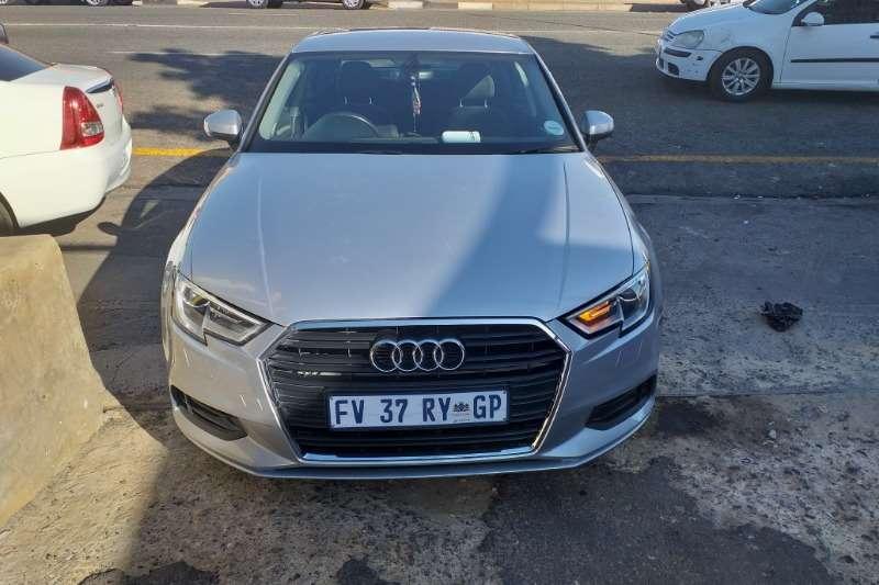 Audi A3 sedan 2.0TFSI S line auto 2017