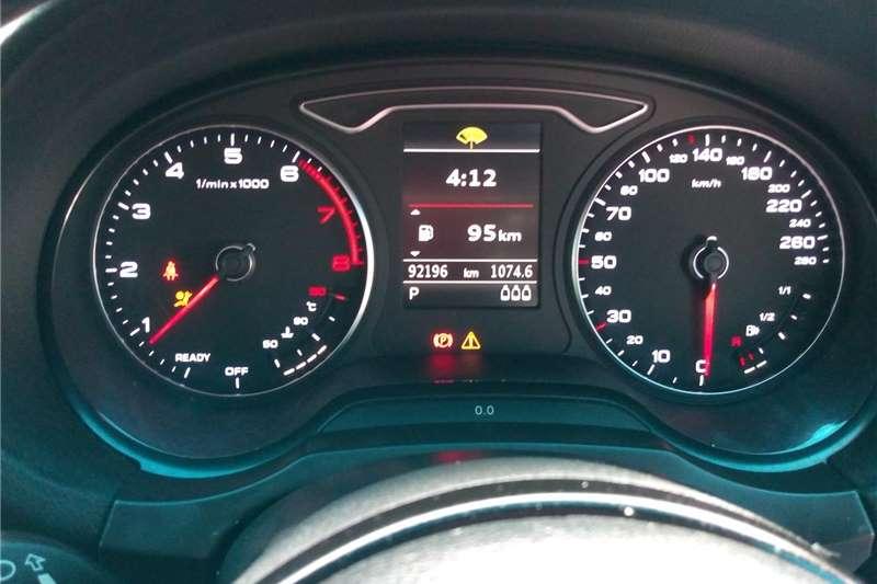 Used 2016 Audi A3 Sedan