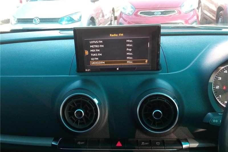 Used 2020 Audi A3 Sedan