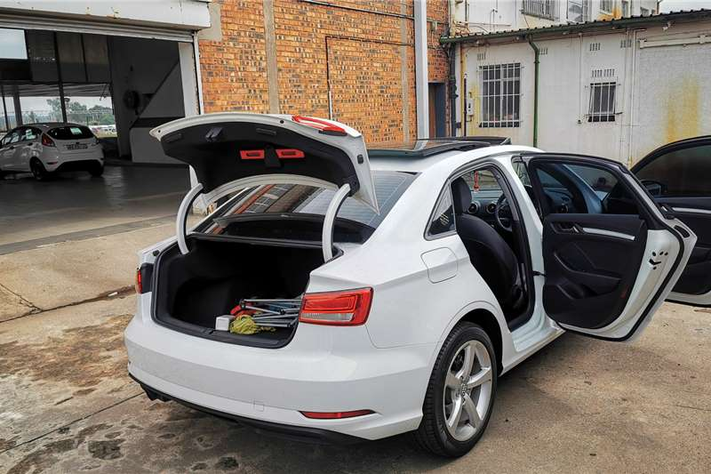 Used 2017 Audi A3 Sedan A3 1.0T FSI STRONIC