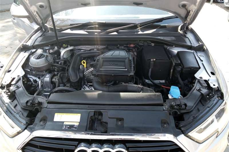 Audi A3 Sedan A3 1.0T FSI STRONIC 2018